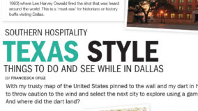 Texas Style Cover